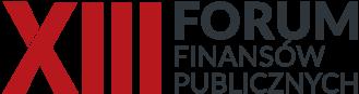 XIII Forum Finansów Publicznych